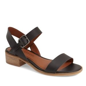 Lucky Brand Toni Leather Sandals